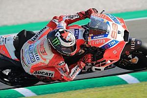 MotoGP Noticias de última hora Ducati le pide a Lorenzo que