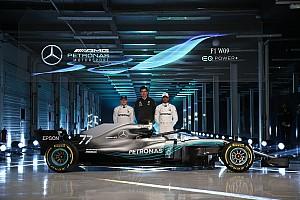 Formel 1 Analyse Video: Experten diskutieren über Mercedes F1 W09
