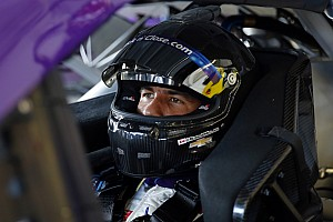 NASCAR Cup Breaking news Darrell Wallace Jr. in tears after runner-up result in first Daytona 500