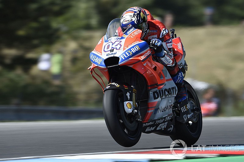 Marquez: Dovizioso is the rider to beat at Brno