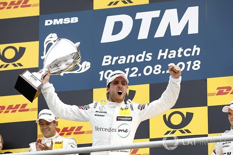 Juncadella Mercedes'in ayrılığı sonrası DTM'de kalmak istiyor