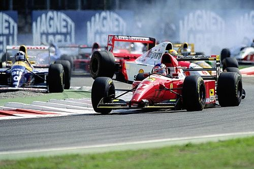 The bizarre mystery over Jean Alesi's Williams F1 deal