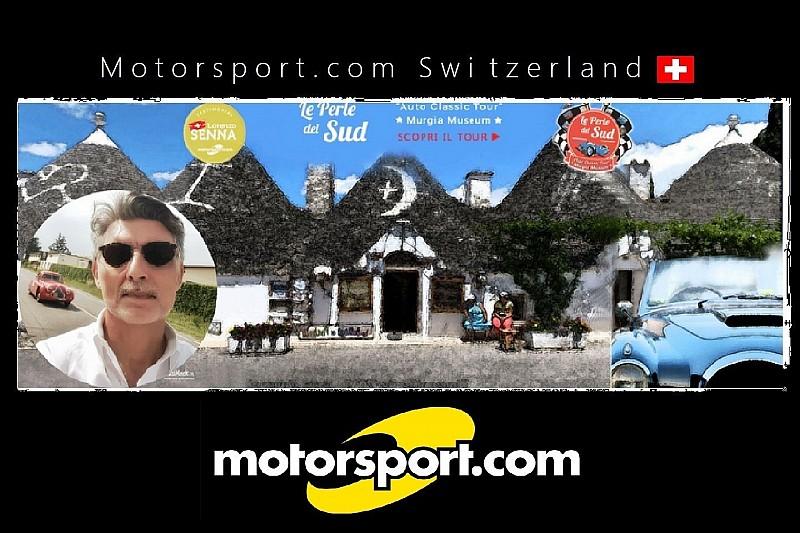 Lorenzo Senna wird Testimonial der Veranstaltung