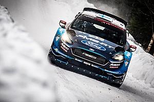 Sweden WRC: Suninen error hands big lead to Tanak