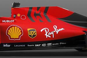Перехід на матову фарбу прискорить машину Ferrari