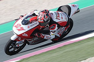 Moto3 Qatar: Toba rengkuh kemenangan perdana