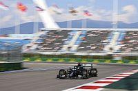 """Mercedes surpris par l'écart dans des """"conditions compliquées"""""""