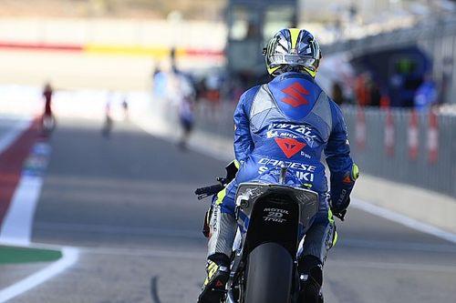 WK-stand na de MotoGP Grand Prix van Teruel