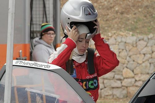 Una joven copiloto de rallies falleció en un accidente en Portugal