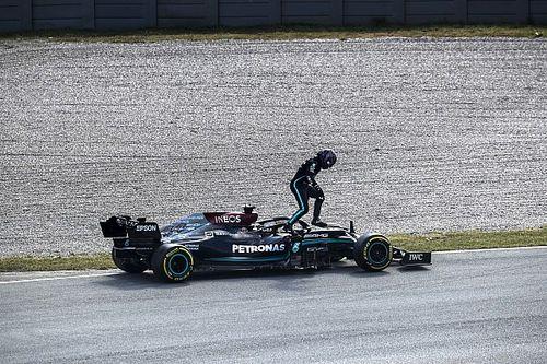 Les pilotes équipés par Mercedes doivent tous changer de moteur