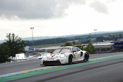 Porsche, Le Mans'taki GTE Pro savaşına ''daha yakın olmayı beklemiş''