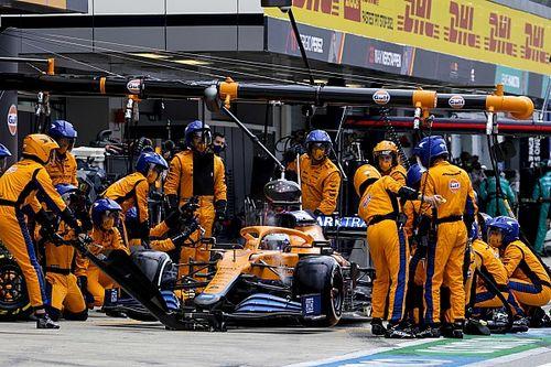Ricciardo asume la culpa por su mal pitstop en Sochi