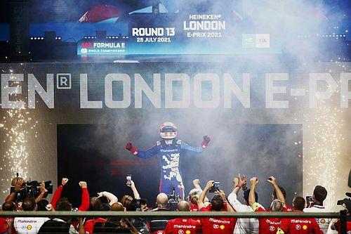 Fórmula E: Lynn se lleva una salvaje carrera 2 en Londres con bandera negra