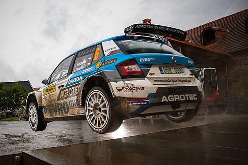 ERC: Cais fuori all'ultima PS, Kopecky vince il Barum Rally