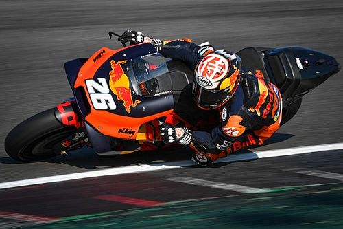 """Pedrosa """"so much better"""" than KTM expected"""
