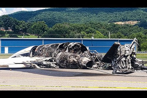 NTSB cites pilot error in 2019 crash of Dale Earnhardt Jr. plane