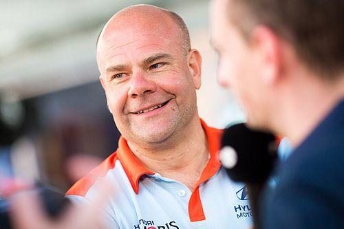 Juara Manufaktur WRC, Prinsipal Hyundai Emosional