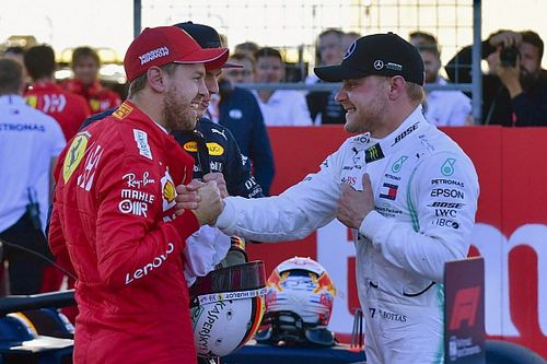 Mercedes heeft Vettel voor 2021 uitgesloten, zegt Bottas