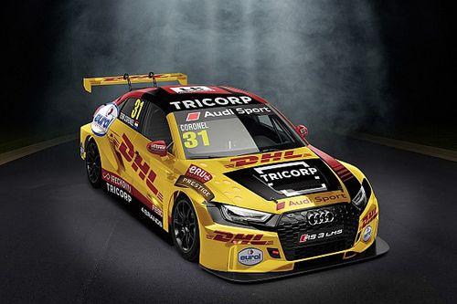 Coronel makes Audi switch for 2020 WTCR season