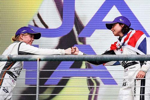 Jamie Chadwick y Alice Powell probarán en el WEC