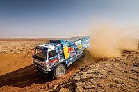 Kamaz bezet volledige podium bij de trucks in Dakar 2021