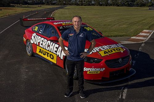 Ingall eyeing important first Triple Eight test