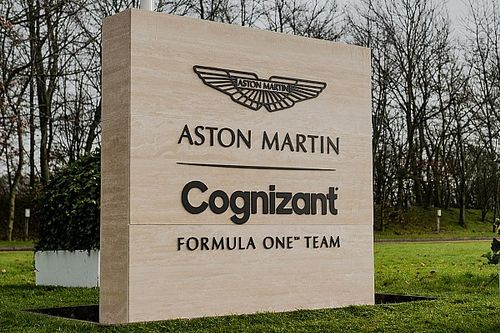 Aston Martin to use new chassis naming convention for F1 rebrand