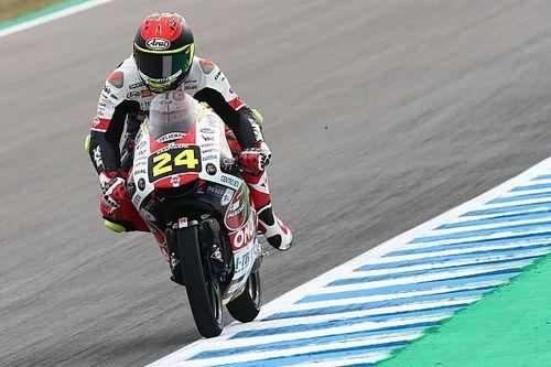 Moto3: Suzuki fa tris, terza pole di fila a Jerez