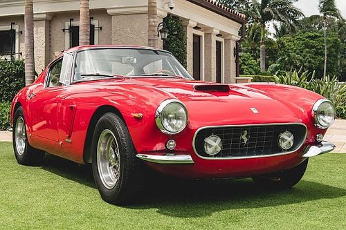 Ferraris young and old take center stage at 30th Cavallino Classic