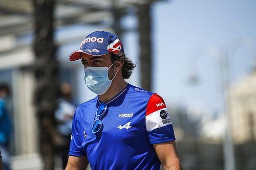 Prost, Alonso'nun hâlâ %100'ünde olmamasına şaşırmıyor