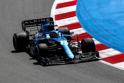 Poprawki dla Alonso