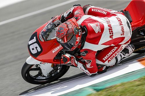 Optimisme Tinggi Mario Suryo Aji Jelang CEV Moto3 Catalunya