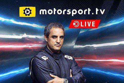 A Motorsport Network Juan Pablo Montoyát szerződteti a Motorsport.tv új OTT műsorvezetőjének