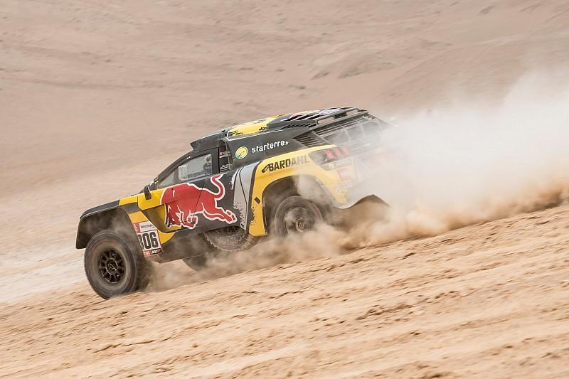 Rallye Dakar 2019: Nächster Etappensieg von Loeb, Peterhansel steckt wieder fest