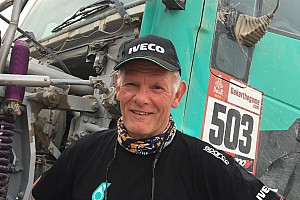 Why running a top Dakar truck team is