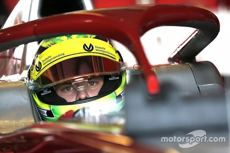 No hay lugar para Mick Schumacher en el programa de Mercedes, dice Wolff