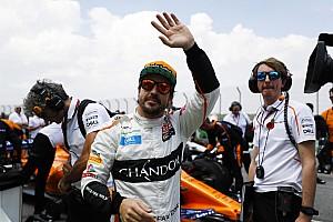 Pérez: perder Alonso mostra o quão ruim a F1 está