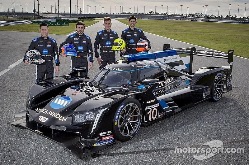 Tes Daytona 24 Jam: Kobayashi antar WTR Cadillac teratas