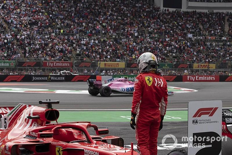 Феттель назвал Гран При Сингапура переломным моментом в борьбе за титул