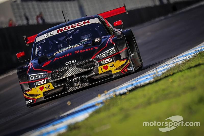 Irtózatos izomzat és lendület – gokartként viselkedik az Audi új DTM-autója