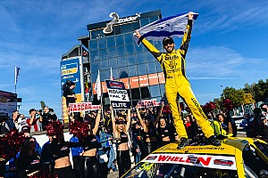 Alon Day wins finale en route to second NASCAR championship