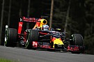 Red Bull closer to its rivals on tomorrow's Austrian GP