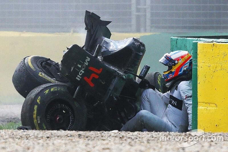VÍDEO: Relembre cinco momentos chocantes do GP da Austrália de Fórmula 1