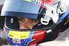Lloyd wins a six-lap sprint after major carnage