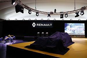 LIVE: Follow the Renault F1 2017 launch as it happens