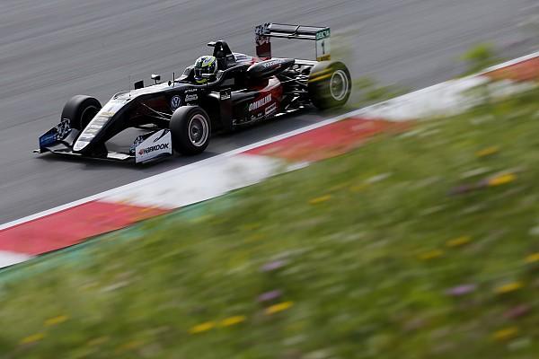 Joel Eriksson consigue la pole para las carreras 2 y 3 en Spielberg