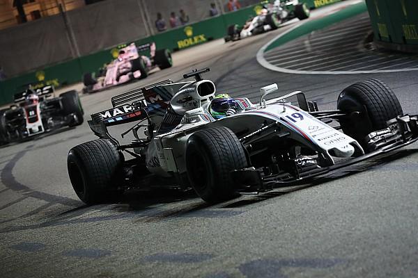 Formel 1 Feature F1-Kolumne von Felipe Massa: GP von Singapur keine Enttäuschung