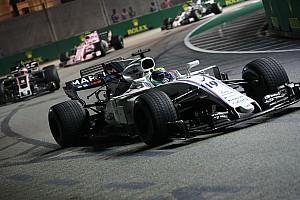 La columna de Massa: Vettel fue demasiado enérgico en la salida