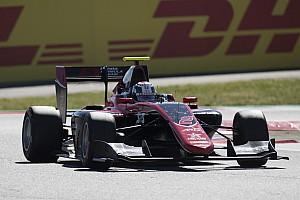 GP3 Отчет о гонке Фукузуми выиграл первую гонку сезона GP3