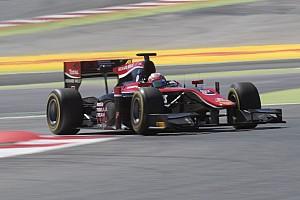 FIA F2 Gara Latifi sbaglia, Matsushita ringrazia e coglie la vittoria in Gara 2 a Barcellona